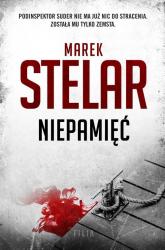 Niepamięć - Marek Stelar | mała okładka