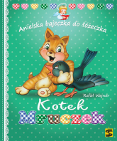 Kotek Mruczek Anielska bajeczka do łóżeczka - Rafał Wejner | mała okładka
