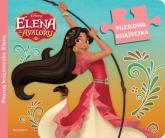 Elena z Avaloru Puzzlowa książeczka -  | mała okładka