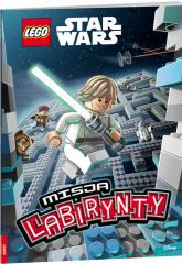 Lego Star Wars Misja labirynty LMA-31 - zbiorowe opracowanie | mała okładka
