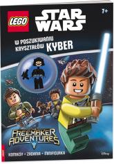 Lego Star Wars W poszukiwaniu kryształów Kyber LNC-303 - zbiorowe opracowanie | mała okładka