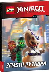 Lego Ninjago Zemsta Pythora LRC-702 - Meredith Rusu   mała okładka