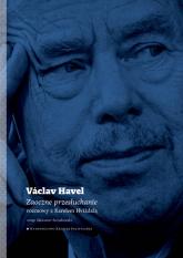 Zaoczne przesłuchanie - Vaclav Havel | mała okładka
