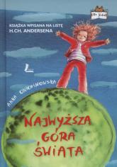 Najwyższa góra świata - Anna Onichimowska | mała okładka