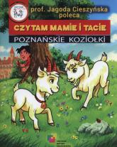 Poznańskie koziołki - Łukasz Zabdyr   mała okładka