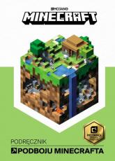 Minecraft Podręcznik podboju Minecrafta - Stephanie Milton | mała okładka