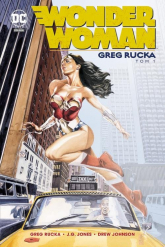Wonder Woman Tom 1 - Rucka Greg, Johnson Drew, Jones J.G. | mała okładka