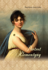 Portret Klementyny - Magdalena Jastrzębska | mała okładka