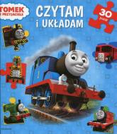 Tomek i przyjaciele Czytam i układam 30 puzzli -  | mała okładka