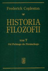 Historia filozofii Tom 7 - Frederick Copleston | mała okładka