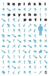 Psychopatie - Antoni Kępiński | mała okładka