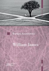 William James Pragmatyzm i religia - Barbara Krawcowicz | mała okładka