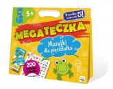 Mega Teczka - Mazajki Pięciolatka - Barbara Lewandowska | mała okładka
