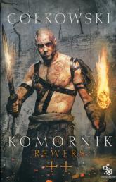Komornik Tom 2 Rewers - Michał Gołkowski | mała okładka