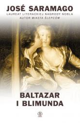 Baltazar i Blimunda - Jose Saramago | mała okładka
