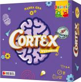 Cortex dla Dzieci - Benvenuto Johan, Bourgoin Nicolas   mała okładka