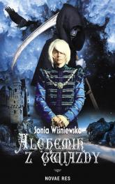Alchemik z gwiazdy - Sonia Wiśniewska   mała okładka