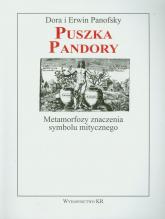 Puszka Pandory Metamorfozy znaczenia symbolu mitycznego - Panofsky Dora, Panofsky Erwin | mała okładka