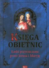 Księga obietnic Łaski przyrzeczone przez Jezusa i Maryję - Henryk Bejda | mała okładka