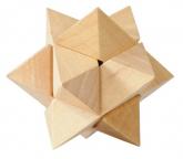 IQ-Test 3D Puzzle Gwiazda -  | mała okładka