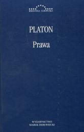 Prawa Platon - Platon | mała okładka