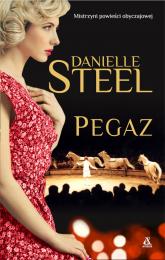 Pegaz - Danielle Steel | mała okładka