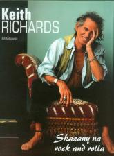 Keith Richards Skazany na rock and rolla - Bill Milkowski | mała okładka