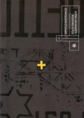 Żółta gwiazda i czerwony krzyż - Arnold Mostowicz | mała okładka
