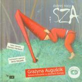 Dobrej nocy i sza + CD - Dorota Hartwich | mała okładka