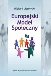 Europejski Model Społeczny - Olgierd Lisowski | mała okładka