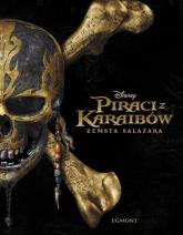 Piraci z Karaibów Zemsta Salazara - Nathanson Jeff, Rudnick Elisabeth | mała okładka