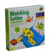 Gra do nauki angielskiego Dopasuj Literki 30 kart -    mała okładka
