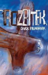 Rozbitek - Chuck Palahniuk | mała okładka