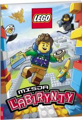 Lego Misja labirynty / LMA1 LMA-1 - zbiorowe opracowanie | mała okładka