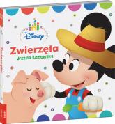 Disney Zwierzęta Mickey - Urszula Kozłowska | mała okładka