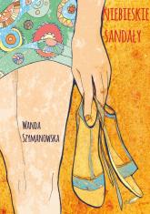 Niebieskie Sandały - Wanda Szymanowska | mała okładka