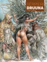 Druuna Tom 2 Stwór Drapieżna - Serpieri Paolo Eleuteri | mała okładka
