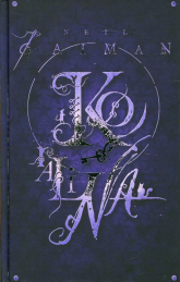 Koralina - Neil Gaiman | mała okładka