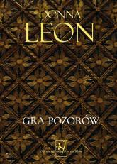 Gra pozorów - Donna Leon | mała okładka