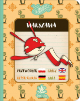 Przewodnik Warszawa - Robert Romanowicz | mała okładka