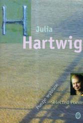 Poezje wybrane - Julia Hartwig | mała okładka
