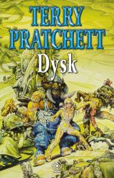 Dysk - Terry Pratchett | mała okładka