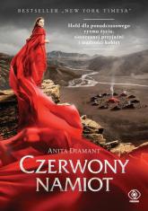 Czerwony namiot - Anita Diamant | mała okładka