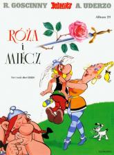Asteriks Róża i miecz 29 - Goscinny Rene, Uderzo Albert | mała okładka