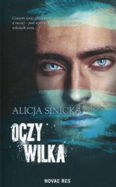 Oczy wilka - Alicja Sinicka | mała okładka