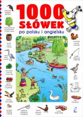 1000 słówek po polsku i angielsku -  | mała okładka