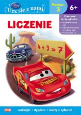 Disney Ucz się z nami Auta Liczenie UDB12 -  | mała okładka