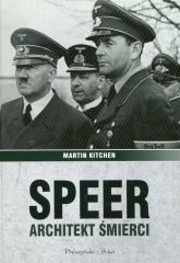 Speer Architekt śmierci - Martin Kitchen | mała okładka