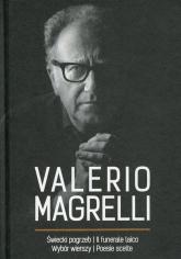 Świecki pogrzeb Il funerale laico - Valerio Magrelli | mała okładka