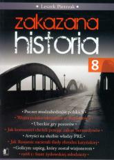 Zakazana historia 8 - Leszek Pietrzak | mała okładka